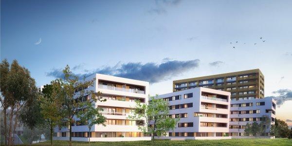 Inteligentny Nowe Mieszkania na Sprzedaż Poznań - Deweloper Nickel Development DM08